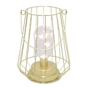 Three Hands Co. Metal LED 9.5'' Table Lamp