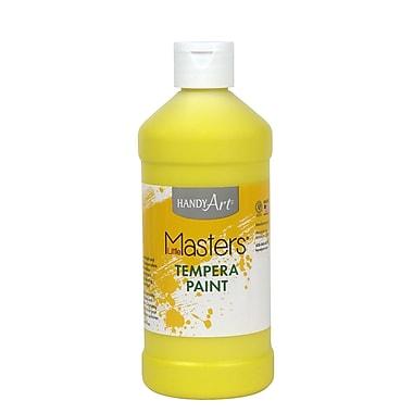 Little Masters® 16 oz. Tempera Paint, Yellow