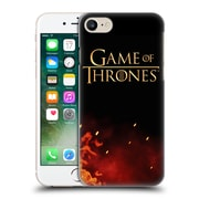 Official Hbo Game Of Thrones Key Art Logo Hard Back Case For Apple Iphone 7