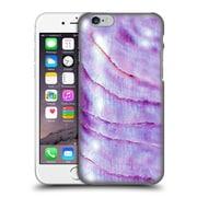 Official Monika Strigel Pastel Seashell Purple Hard Back Case For Apple Iphone 6 / 6S