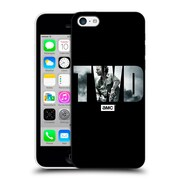 Official Amc The Walking Dead Logo Portrait Hard Back Case For Apple Iphone 5C