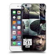 Official Amc The Walking Dead Logo Key Art Vertical Hard Back Case For Apple Iphone 6 Plus / 6S Plus