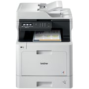 Brother MFC-L8610CDW Business Color Laser All-in-One Printer with Duplex Printing and Wireless Networking