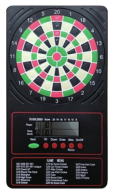 Arachnid Electronic Touch Pad Scorer
