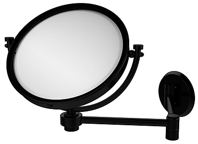 Allied Brass Extend 5X Magnification Wall Mirror