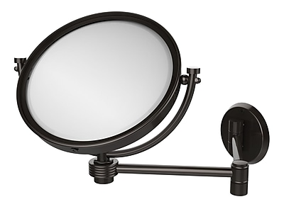 Allied Brass Extend 3X Magnification Wall Mirror