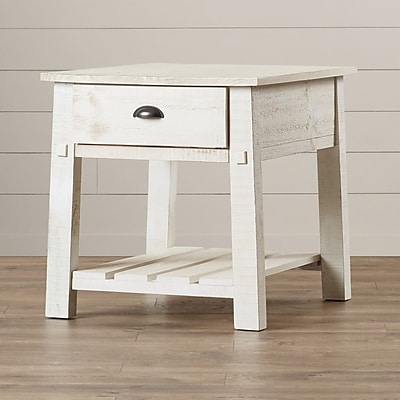 August Grove Oliver End Table WYF078280245178