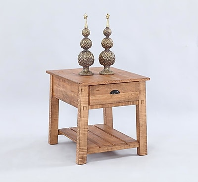 August Grove Oliver End Table WYF078280245182