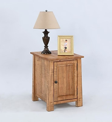 August Grove Oliver End Table WYF078280245183