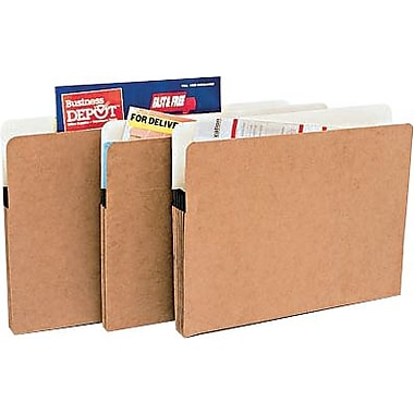 Pendaflex® Straight-Cut File Pockets
