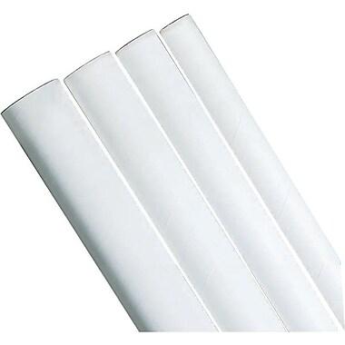 Staples® Mailing/Storage Tubes, White