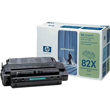 HP 82X (C4182X) Black High Yield Original LaserJet Toner Cartridge