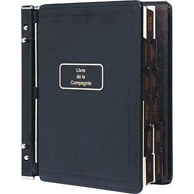 Blueline® - Livre de la compagnie (Company Record Book), français