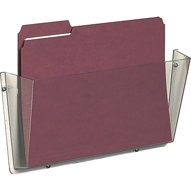Deflecto® Unbreakable Wall File, Letter Size