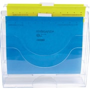 Rubbermaid® Optimizers 3-Tier Letter Organizer, Clear