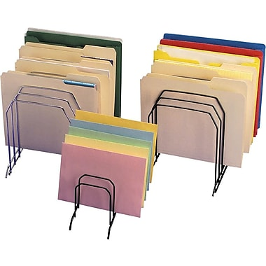 Staples® Metal Incline Desktop File Sorters