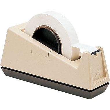 Scotch® Tape Dispenser, 3in. Core, Putty