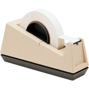 "Scotch® Tape Dispenser, 3"" Core, Putty"