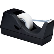 Staples Desktop Tape Dispenser, Black