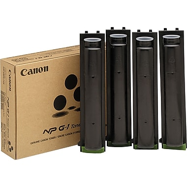 Canon NPG-1 Black Copier Toner Cartridge (1372A006AA)