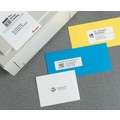 Avery 2160 Mini-Sheets™ White Inkjet/Laser Address Labels, 1in. X 2-5/8in., 200/Box