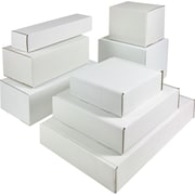 6 x 4 x 2 Staples® Corrugated Mailers, 50/Bundle