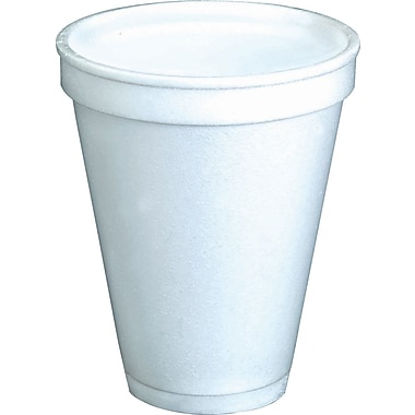 Dart® Insulated Foam Hot/Cold Cups, 8 oz., 1,000/Case