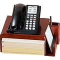 Wood Tones™ Mahogany-Finish Phone Stand