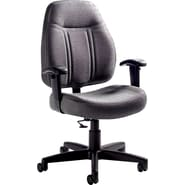 Global™ Deluxe Office Fabric Chairs