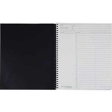 Mead Cambridge Limited Action Planner, 8-1/2in. x 11in.