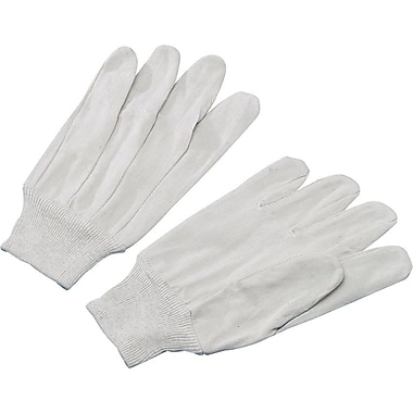 Galaxy® Cotton Canvas Gloves, Large