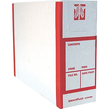 Ames Color-File® IdentiFile X-Ray File Carton