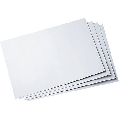 elmers174 white poster board 22quot x 28quot 50 sheets staples174