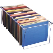 OIC® Hanging File-Folder Frames, Legal, 6/Pack (98621)