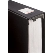 Wilson Jones 2-Inch Post Hanging Binder, Black (36544B)