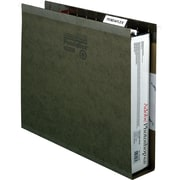 Pendaflex® Box-Bottom Hanging File Folders, Letter, 3 Capacity, Standard Green, 25/Box
