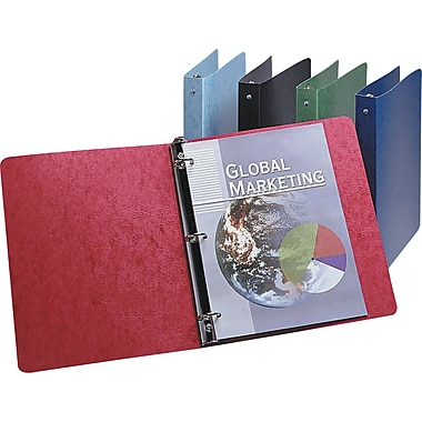 1in. Acco® Presstex® Binders with Round Rings