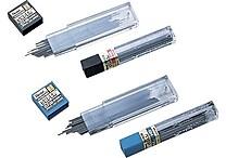 Pentel Super Hi-Polymer® Lead Refills, 0.5mm, HB, 90 Leads