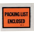 Duck® Full Face Packing List Envelopes, 4-1/2in. x 5-1/2in., in.Packing List Enclosedin.