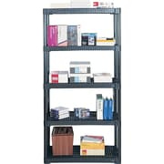 Contico 5-Shelf Plastic Shelving