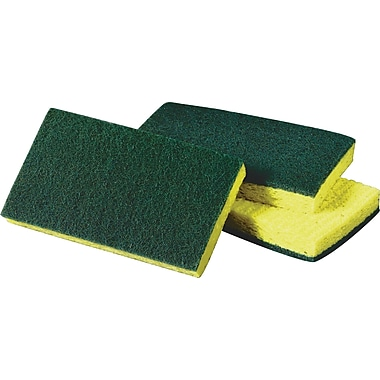 3M Medium-Duty Scrubbing Sponge, Each
