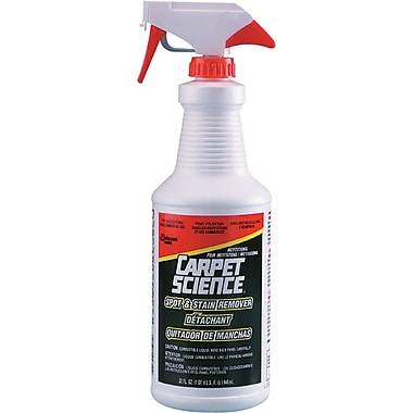 Carpet Science® Spot & Stain Remover, 32 oz.