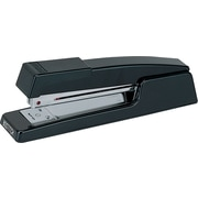 Stanley Bostitch® Executive Full Strip Stapler, 20 Sheet Capacity, Black