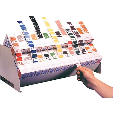 Ames Color-File® Alpha Labels A thru Z Sets