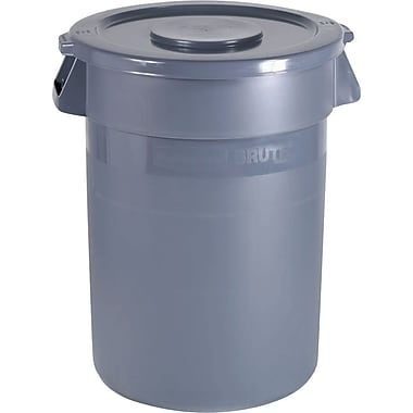 Rubbermaid Brute® Containers and Lids