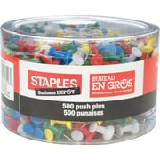 Staples® - Punaises