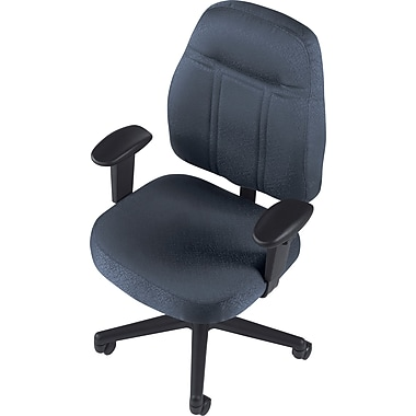 Staples® - Chaise fonctionnelle Elite, noire
