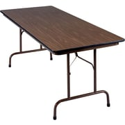 Global 5' Folding Melamine Banquet Table