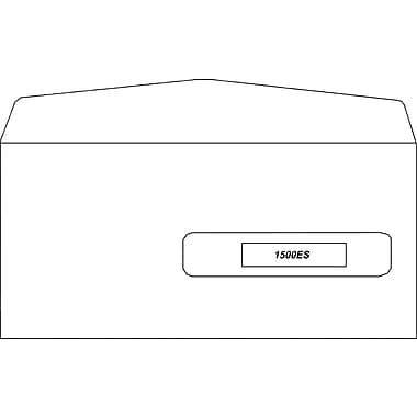 9-1/2in. X 4-1/2in., Self-Sealing Envelopes, 1500ES