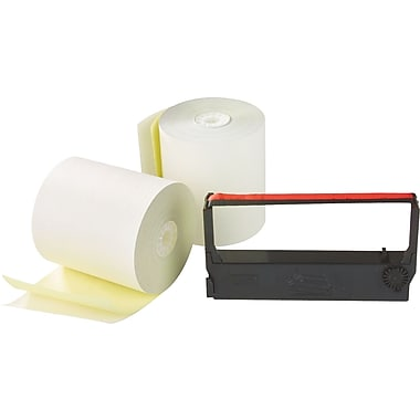 Staples VeriFone 250 Kit With 3in. x 90' Rolls